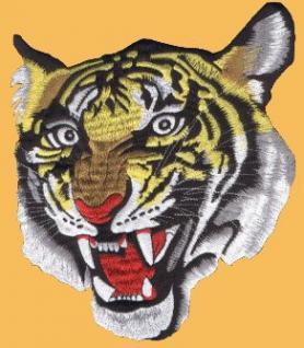 Aufnäher Tiger