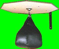 Punching Ball Halterung verstellbar