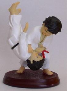 Judo Figuren - Vorschau