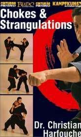 DVD: HARFOUCHE - CHOKES & STRANGULATIONS (110)