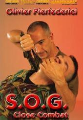 DVD: PIERFEDERICI - S.O.G. CLOSE COMBAT (83)