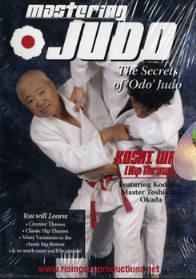 DVD JUDO: THE SECRETS OF JUDO - KOSHI WAZA (455)