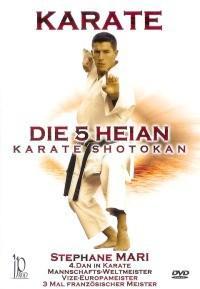 Die 5 Heian Katas Shotokan Karate - Vorschau