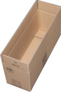 10 Stück Versandkarton ca. 355 x 115 x 135 mm, 1wellig - Vorschau 1