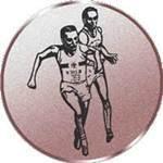 Emblem Staffellauf, 50mm Durchmesser - Vorschau 1