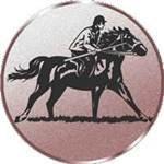 Emblem Ringreiten, 50mm Durchmesser - Vorschau 1