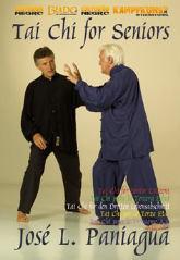 DVD: PANIAGUA - TAI CHI FOR SENIORS (188)