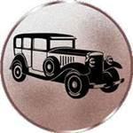 Emblem Oldtimer, 50mm Durchmesser - Vorschau 1