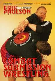 DVD: PAULSON - COMBAT SUBMISSION WRESTLING VOL. 2 (55)