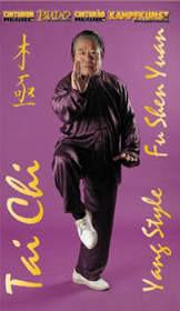 DVD: YUAN - TAI CHI YANG STYLE (274) - Vorschau