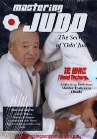 DVD JUDO: THE SECRETS OF ODO JUDO - TE WAZA (454) - Vorschau