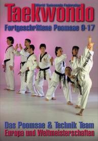 TAEKWONDO - FORTGESCHRITTENE POOMSAE 9-17