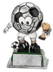 Sportfigur Fußball, Höhe ca. 12 cm - Vorschau 1