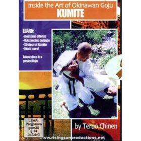 DVD DI CHINEN: OKINAWAN GOJU-KUMITE (475)