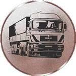 Emblem LKW, 50mm Durchmesser - Vorschau 1