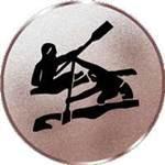 Emblem Kanu, 50mm Durchmesser - Vorschau 1