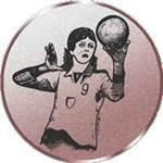 Emblem Volleyball Damen, 50mm Durchmesser - Vorschau 1
