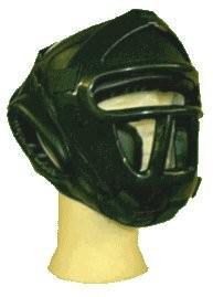 Kopfschutz mit Gitter