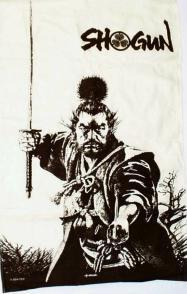 Stoffbild Samurai