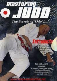DVD JUDO:THE SECRETS OF ODO JUDO - INTRODUCTION (453)
