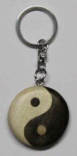 Schlüsselanhänger Ying Yang
