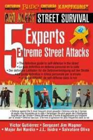 DVD: 5 EXPERTS - EXTREME STREET ATTACKS (206)