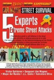 DVD: 5 EXPERTS - EXTREME STREET ATTACKS (206) - Vorschau
