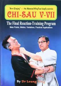 WingTsun Chi-Sau 5-7 (englisch) - Vorschau