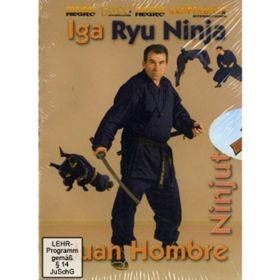 DVD DI HOMBRE: IGA RYU NINJA (519)