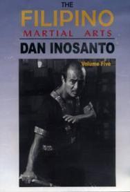 DVD: DAN INOSANTO - THE FILIPINO MARTIAL ARTS VOL. 5 (444)