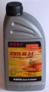 Vollsynthetisches 2 Takt Rolleröl, 1 Liter - Vorschau