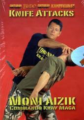 DVD: AIZIK - COMMANDO KRAV MAGA (411)