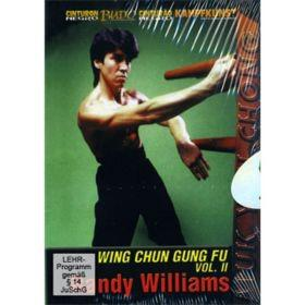 DVD DI WILLIAMS: WING CHUN KUNG FU - THE WOODEN DUMMY II 493 - Vorschau