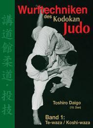 Wurftechniken des Kodokan Judo Band 1: Te-waza / Koshi-waza - Vorschau