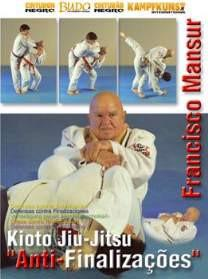 DVD MANSUR: KIOTO JIU-JITSU ANTI-SUBMISSION (317) - Vorschau