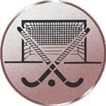 Emblem Hockey, 50mm Durchmesser - Vorschau 1