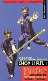 DVD: RICO - CHOY LI FUT. 1 (334) - Vorschau