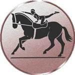 Emblem Voltegieren, 50mm Durchmesser - Vorschau 1