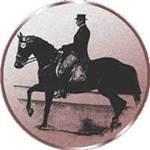 Emblem Dressurreiten, 50mm Durchmesser
