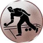 Emblem Boule, 50mm Durchmesser