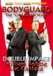 DVD: ROBBE & CANTARA - BODYGUARD DOUBLE IMPACT (266)