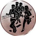 Emblem Marathonlauf, 50mm Durchmesser