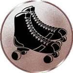 Emblem Rollschuhe, 50mm Durchmesser