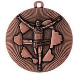 Medaille Rennen Ø50mm bronze