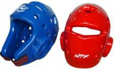 Kopfschutz blau