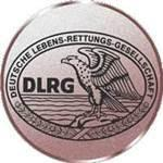 Emblem DLRG, 50mm Durchmesser