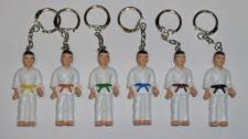 Schlüsselanhänger Budomann