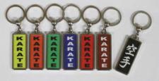 Schlüsselanhänger Karate