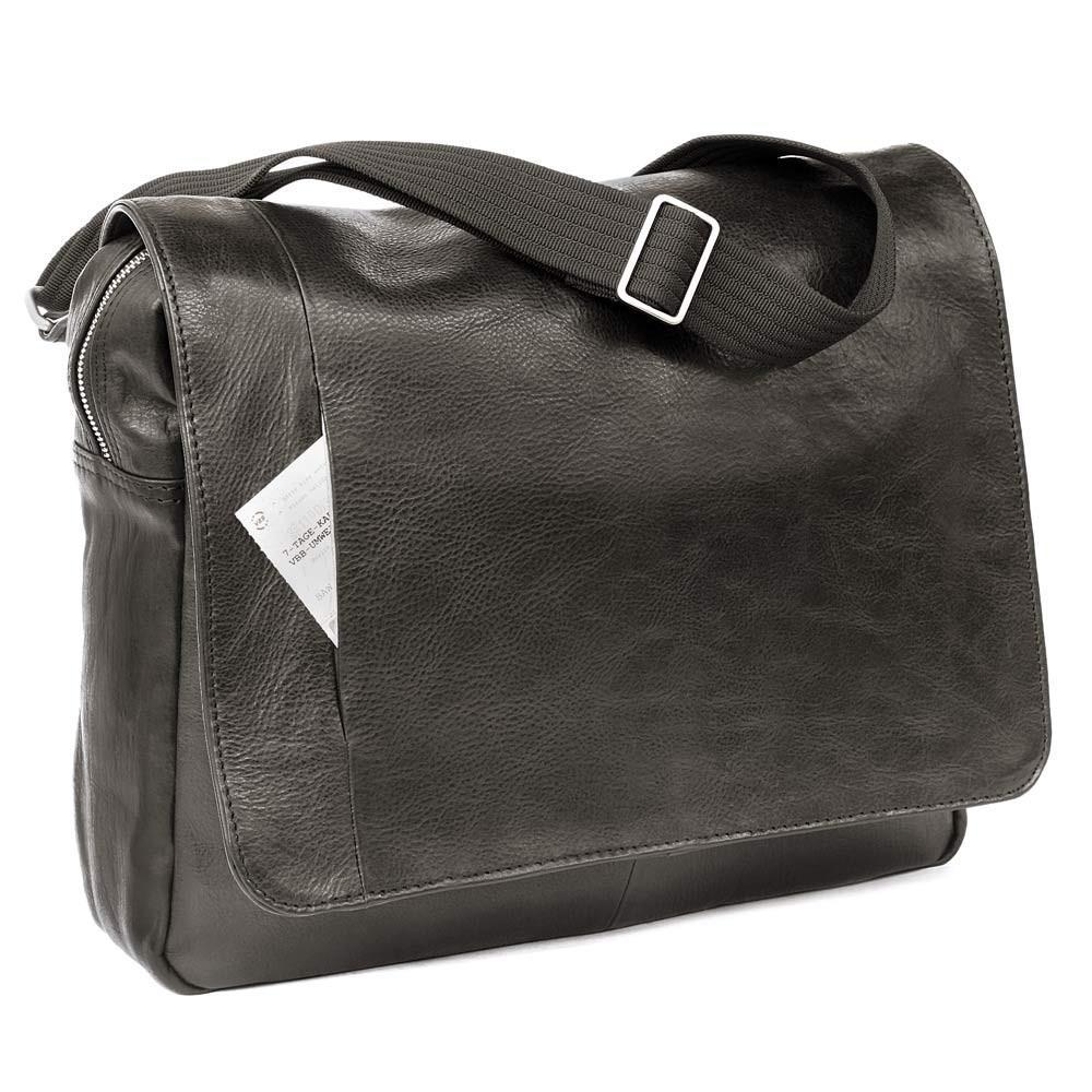 jahn tasche elegante laptoptasche notebooktasche bis 15 6 zoll aus nappa leder schwarz. Black Bedroom Furniture Sets. Home Design Ideas