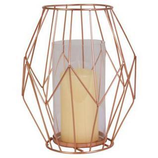 laterne windlicht metall glas g nstig online kaufen yatego. Black Bedroom Furniture Sets. Home Design Ideas